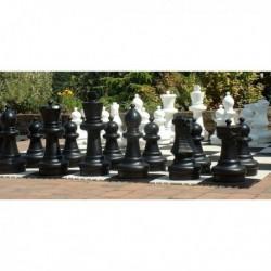 Pièces d'échecs géantes