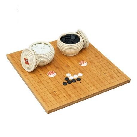 Ensemble jeu de Go Bambou