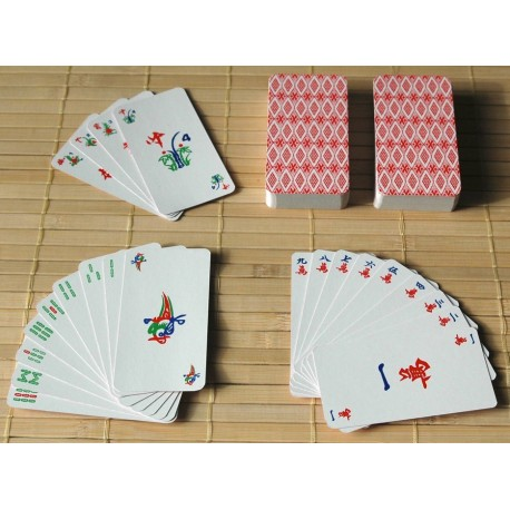 Cartes Mahjong