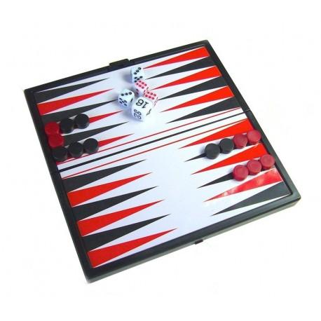 Backgammon Magnétique Pliable