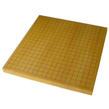 Goban en Shinkaya 3cm 19x19/Xiang-qi - Laser