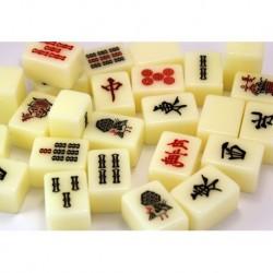Mahjong Japonais Blanc