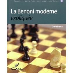 Benoni moderne expliquée - Franco