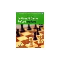 Gambit dame refusé expliqué - Rizzitano