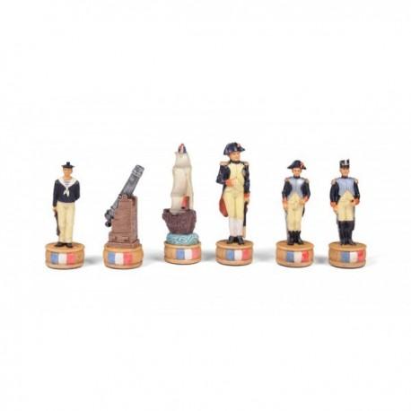 Figurines Bataille de Trafalgar N°3