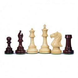 Pièces d'échecs Bevelled palissandre