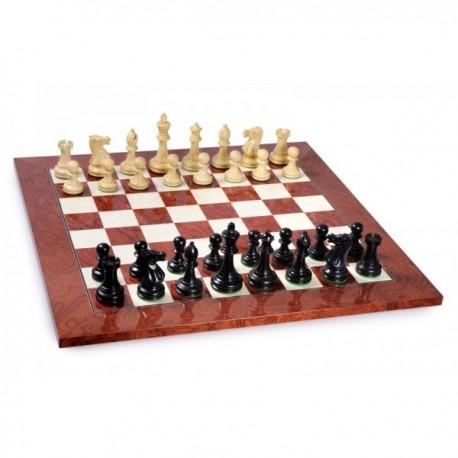 Pièces d'échecs Executive Staunton