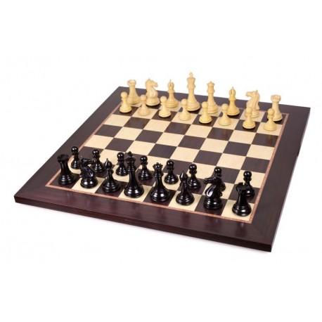 Ensemble Chess master ébène