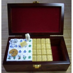 "Mini Mahjong ""Gold"""