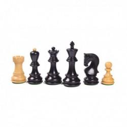 Pièces d'échecs russes Staunton Fischer Knight