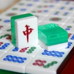 "Mahjong ""Emeraude"""