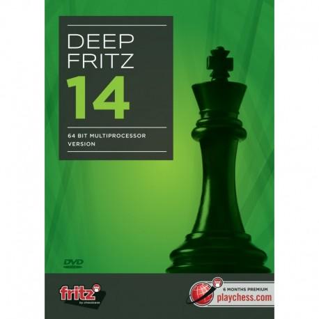 Deep fritz 14 Espanol