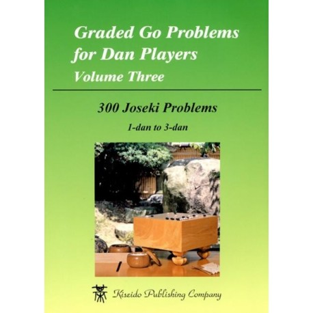 Graded go problems for dan players 3