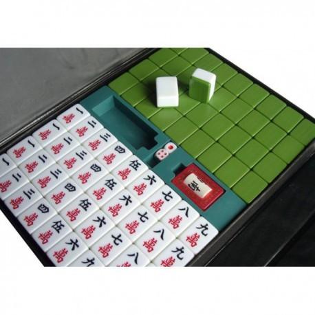 Mahjong Classic Club Green Back