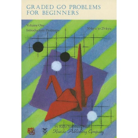 Graded go problems for beginners 1