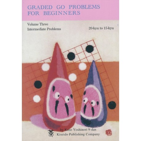 Graded go problems for beginners 3