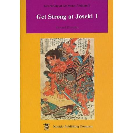 Get strong at joseki, volume 1