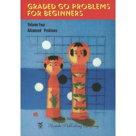 Graded go problems for beginners 4
