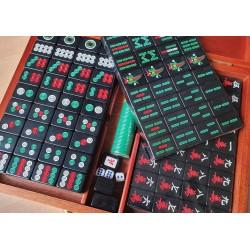Grand Mahjong Noir Deluxe