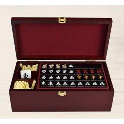 Mahjong Japonais Noir