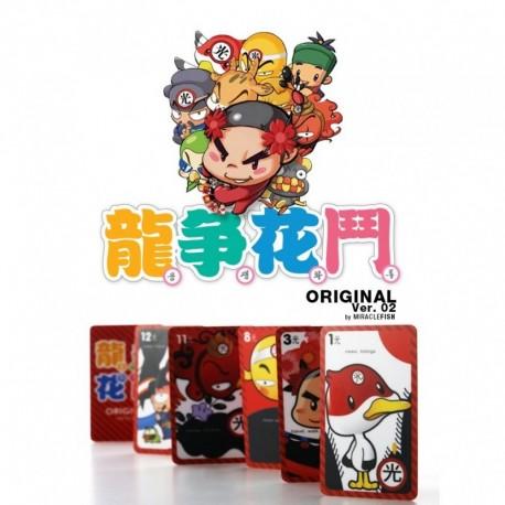 Cartes Hanafuda Toons