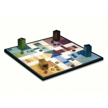 Parchis Deluxe - Ludo