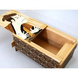 Himitsu-Bako 4 Sun 12 Steps Edo