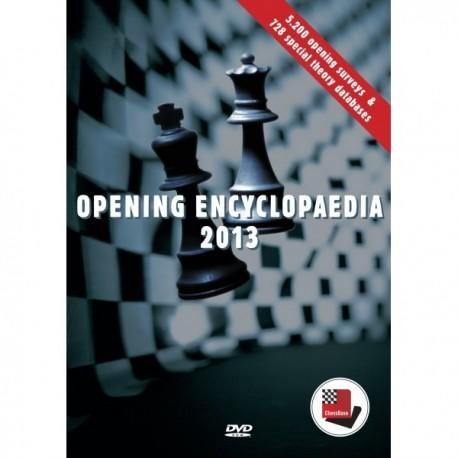 Opening Encyclopaedia 2013 DVD