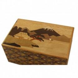 Himitsu-Bako 5 Sun 10 Steps Fuji