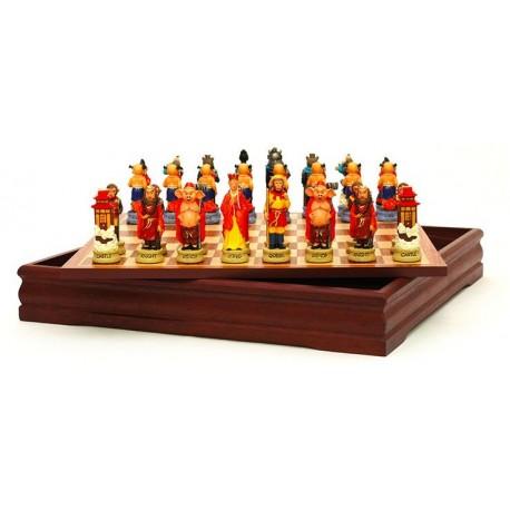 Piezas de ajedrez - Journey to the West