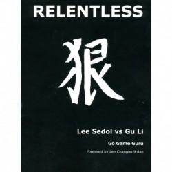 David Ormerod - Relentles: Lee Sedol vs Gu Li (hard cover)
