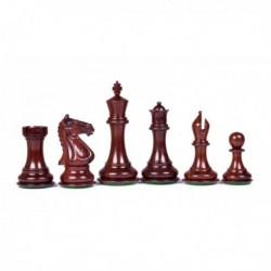 Pièces d'échecs Chess Master palissandre